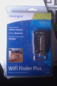 Kensington Wi-Fi Finder Plus